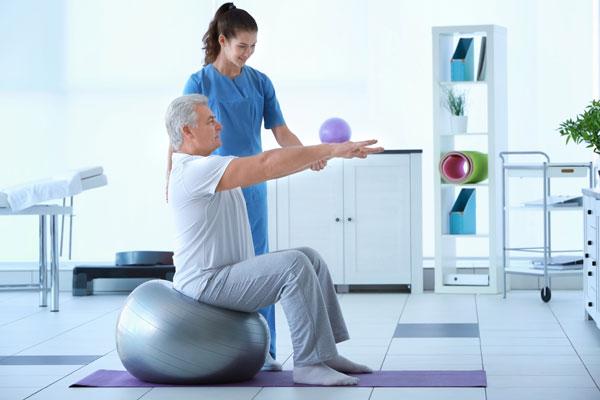 Liikunnallisella kuntoutuksella mittavathyödyt